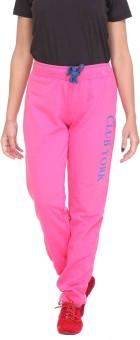 Club York 701 Solid Women's Track Pants