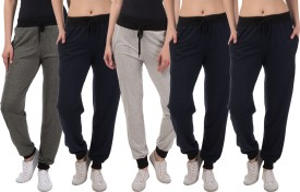 Kinma Self Design Women's Multicolor Track Pants - TKPEG58W9ZEJWQ9Z