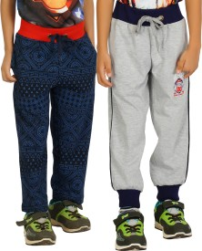 Shaun Solid Boy's Track Pants