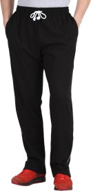 Checker S Bay Solid Men's Track Pants