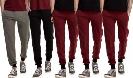 Kinma Self Design Men's Multicolor Track Pants - TKPEG58R5E69SFHN