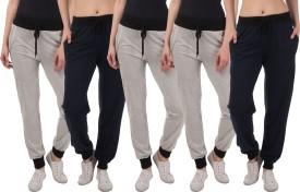 Kinma Self Design Women's Multicolor Track Pants - TKPEG58XETJ9YCGY