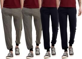 Kinma Self Design Men's Multicolor Track Pants - TKPEG58NW93NNQ94