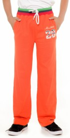 Menthol Fashion Printed Boy's Track Pants