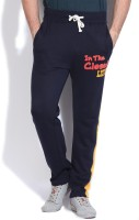 In The Closet Solid Men's Track Pants - TKPEYTSSUXKXUXMA