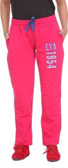 Club York 706 Solid Women's Track Pants