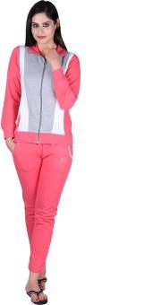 Vivid Bharti VB 1198 Striped Women's Track Suit