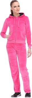 Club York 702 Solid Women's Track Suit