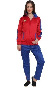 Dida Sportswear Striped Women's Track Suit