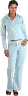 Platinum Rags Solid Women's Track Suit