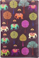 The Elephant Company Plum Elephants Carnival Plum