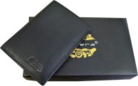 Arpera Travel Leather Passport Cover Wallet Black C11547-1 Black