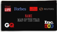 Perfico Man Of The Year Black