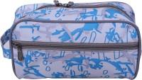 Bagsrus Splash Travel Printed Bags Travel Toiletry Kit (Blue)