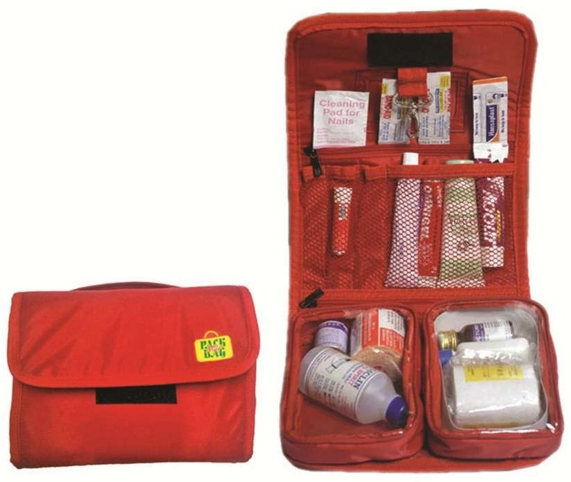 3c8faeb060d4 Travel Toiletry Kits Price in India. Buy Travel Toiletry Kits Online ...