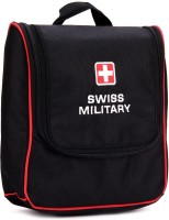 Swiss Military Travel Toiletry Kit - Black