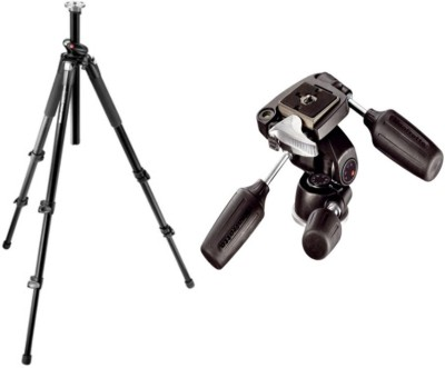 Manfrotto 055XPROB with HD804RC2