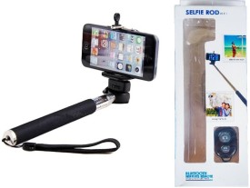Slik Selfie stick With Bluetooth Compatible For all Smart phones Monopod