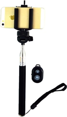 Mobilegear Selfie Lovers with Bluetooth Shutter & Mobile Holder
