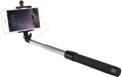 Baseus Pro Series Premium Quality Multi Function Photo taking Selfie Stick with Mobile Holder and Aux Cable