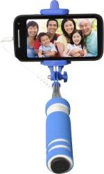 Cezzar Fashion Mini Pocket Selfie Stick for iPhones, Samsung, Panasonic P81, Lenovo A7000, Moto G