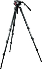 Manfrotto 504HD with 536K
