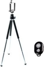 Smiledrive Long Mobile Tripod with Remote Clicker/Shutter