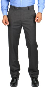 Stop To Start Slim Fit Men's Trousers - TROE6WUWARERZBZJ