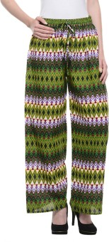 Ruhaan's Cotton Stright Fit Trouser Regular Fit Women's Trousers