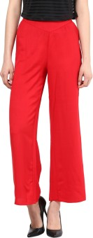 Femella Regular Fit Women's Trousers