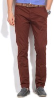 The Indian Garage Co. Slim Fit Men's Trousers