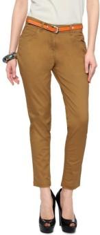 Honey By Pantaloons Slim Fit Women's Trousers