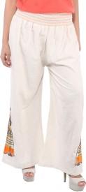 Satrangi Regular Fit Women's Trousers