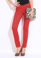 Wills Lifestyle Slim Fit Women's Trousers