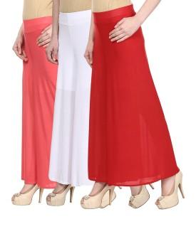 IKL Regular Fit Women's Purple, Pink, Purple Trousers