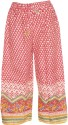 Indiatrendzs Regular Fit Women's Multicolor Trousers