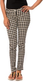 Oviya Skinny Fit Women's Trousers