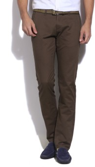 Flying Machine Slim Fit Men's Trousers