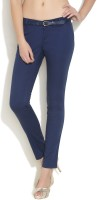 King & I Slim Fit Women's Trousers