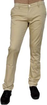Dangerous Flyer Skinny Fit Men's Trousers