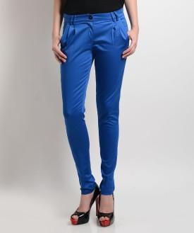 Cottinfab Regular Fit Women's Trousers: Trouser