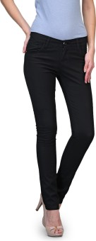 Fashion Cult Ankle Fit Slim Fit Women's Trousers