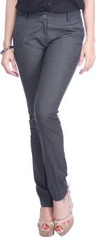 Stop To Start Formal Trouser Slim Fit Women's Trousers Slim Fit Women's Trousers