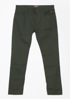 Flying Machine Slim Fit Men's Trousers - TROEDGB4NAP3YFAE