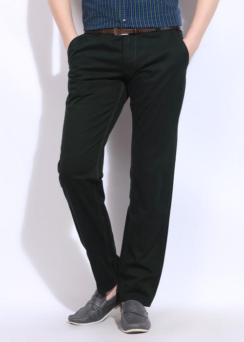Wear Your Mind Slim Fit Men's Trousers