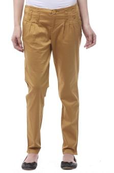 Pretty Angel Slim Fit Women's Trousers - TROE7BG2G2XK3Y8D