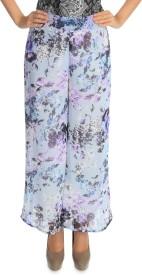 Flora Regular Fit Women's Trousers