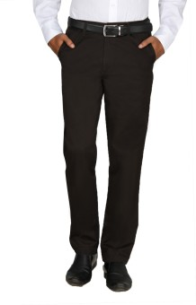 Modo Cotton Chinos Regular Fit Men's Trousers