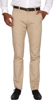 Fairro Trousers Slim Fit Men's Trousers