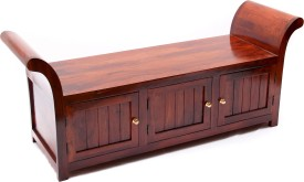induscraft Solid Wood Trunk